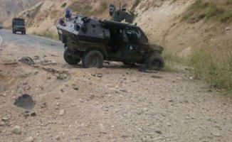 Askeri Araç Şarampole Çarptı Bir Çok Asker Yaralandı