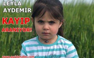 Bezirhane köyünden 4. yaşındaki Leyla Aydemir kayıp