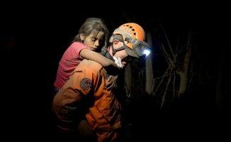 Guatemala'da Yanardağ Patladı Çok Sayıda Ölü Var