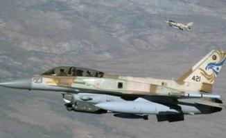 İsrail'den Filistinlilere 3 Defa Ard Arda Bombalandı