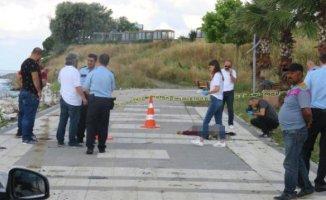 İstanbul'da Sahilde 15 Yaşında Bir Genç Ölü Bulundu