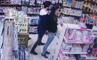 Karı Kocanın Hırsızlığı Güven Timlerine Yakalandı