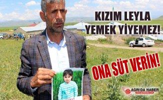Leyla'nın Babası Cumhurbaşkanı Erdoğan'dan destek istedi