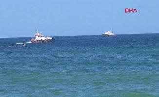 Şile'de Tekne Battı 1 Ölü 1 Yaralı Var