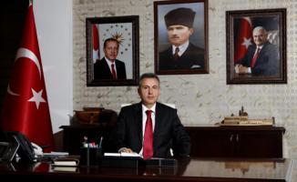 Vali Süleyman Elban'dan Ramazan  Bayramı mesajı