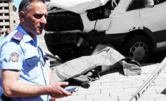 Acı Olayı Telefonda Polis Bile Anlatamadı