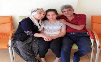 Adana'da Kaybolan Eda Nur'dan İyi Haber