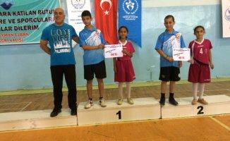 Ağrı'da 15 Yaş Altı Türkiye Ranking Müsabakaları Gerçekleştirildi