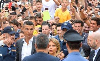Cristiano Ronaldo Transferi Sonrası Forma Satışları Rekor Kırdı