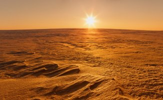 Dünya Buraya Kitlendi! Mars'da Göl Bulundu!