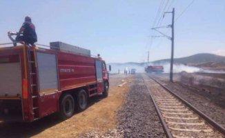 Gaziantep'de Yangın 250 Bin TL Zarar