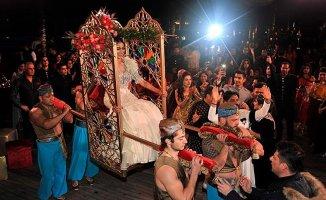 Gelin Damat Kavgası Nedeniyle 5 Milyon Dolarlık Düğünü İptal Edildi