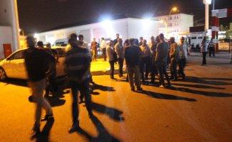 Leyla'nın Cenazesi Ağrı Devlet Hastanesinden Erzurum'a gönderildi