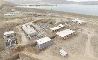Patnos İçme Suyu Projesi Son Hızıyla Devam Ediyor