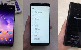 Samsung Note 9 Çakması Piyasada!