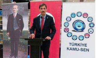 Türk Eğitim-Sen Ağrı Şubesi'nden 15 Temmuz Demokrasi ve Milli Birlik Günü Kutlama Mesajı