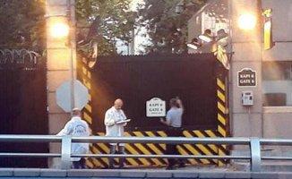 ABD Ankara Büyükelçiliğine Silahlı Saldırı!