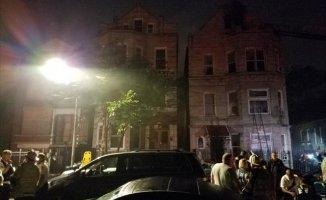 ABD'de Yangın 6 Çocuk Öldü