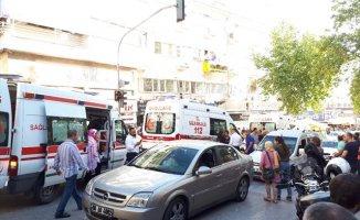 Ankara'da Kaza 1'i Çocuk 8 Yaralı
