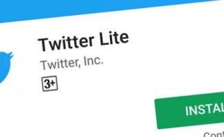 Twiter Lite Artık Resmen Çıktı