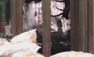 Çin'de Yangın Çıktı! Çok Sayıda Ölü
