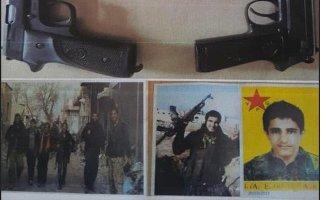 İstanbul'da PKK/YPG Operasyonu 5 Kişi Tutuklandı