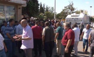 İstanbul'da Silahlı Kurban Kavgası