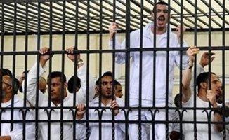 Mısırda 678 Mahkum Serbest!