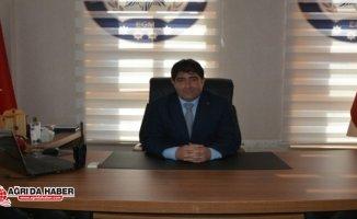 Patnos İlçe Emniyet Müdürü Oğuzhan Şahin göreve başladı