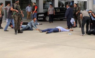 Sakarya'da Kavgada 2 Kişi Yaralandı!