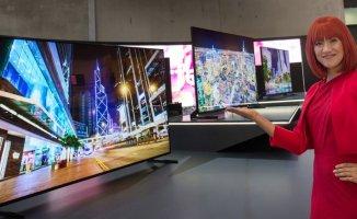 Samsung'dan 8K Teknolojisi