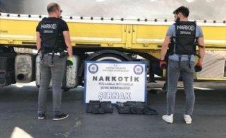 Şırnak'ta 25 Kilo Uyuşturucu Bulundu