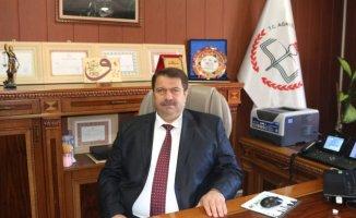 """Ağrı Milli Eğitim Müdürü Yakup Turan'dan """"İlköğretim Haftası"""" Mesajı"""