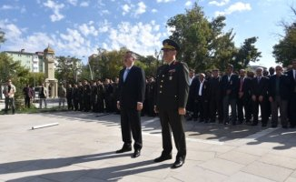 Ağrı Valisi Süleyman Elban Gaziler Günü Dolayısıyla Gaziler ile biraraya geldi