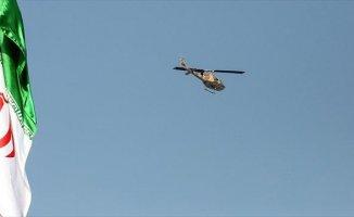 Askeri Helikopter Düştü 5 Yaralı