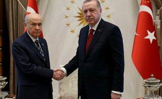 Bahçeli: Af Talebinden Vazgeçmiyoruz, Erdoğan: Af Talebini Değerlendiriyoruz
