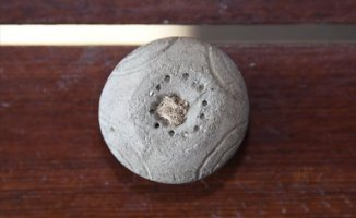 Çanakkale'de Tarihi Eser Bulundu! 40 Asırlık Tarihi Eser!