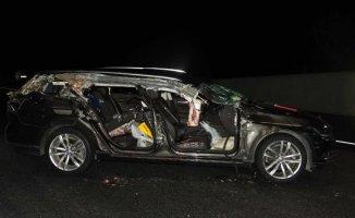 Çankırı'da Feci Trafik Kazası: 2 Ölü 4 Yaralı!