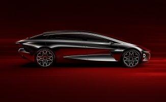 Elektrikli Aston Martin Tasarımıyla hayran bıraktı
