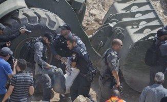İsrail 3 Filistinli Aktivisti Gözaltına Aldı