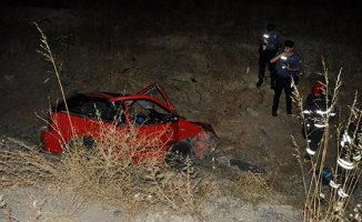 Konya'da Feci Kazada 2 Kişi Yaralandı!
