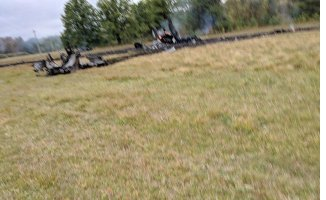 Rusya'nın 1 Savaş Uçağı Daha Düştü!