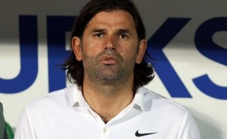 Süper Lig'de İlk Teknik Adam Ayrılığı