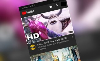 YouTube Android Güncellendi