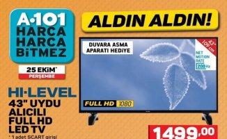 25 Ekim A101 Aktüel Ürünler Kataloğu (25.10.2018 A101 Aktüel)