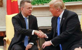 ABD'den Türkiye'ye Küstah Rahip Brunson Çıkışı: Sopa Göstermek İşe Yaradı