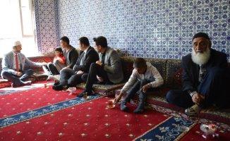 Ağrı Doğubayazıt'ta Din Görevlileri Engelliler İle Buluştu