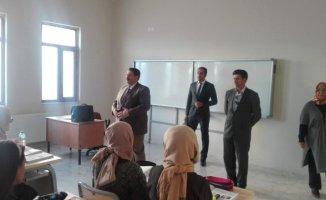 Ağrı Milli Eğitim Müdürü Yakup Turan Okul ve Pansiyonları Denetledi