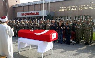Erzincan'da Bedelli Askerlik Yaparken Şehit Oldu