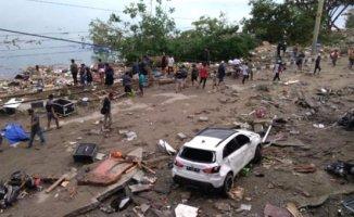 Felaket Bitmiyor! Endonezya'da Cesetler Sahile Vurmaya Başladı!